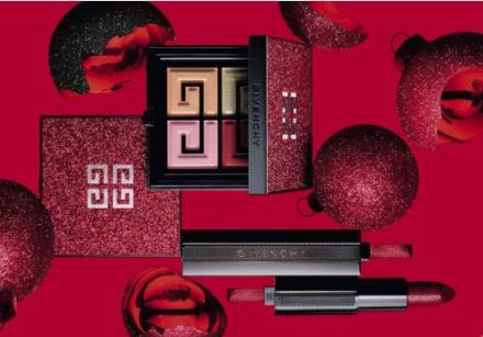 Givenchy unveils 'Red Line ' holiday makeup collection for 2019