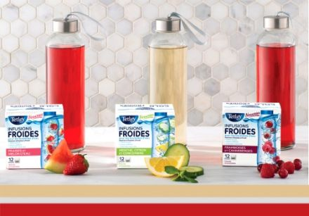 2020 - 05 - Unboring Your Water with New Tetley Cold Infusions