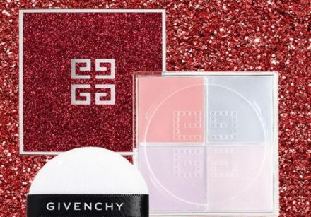Givenchy unveils 'Red Line ' holiday makeup collection for 2019 1